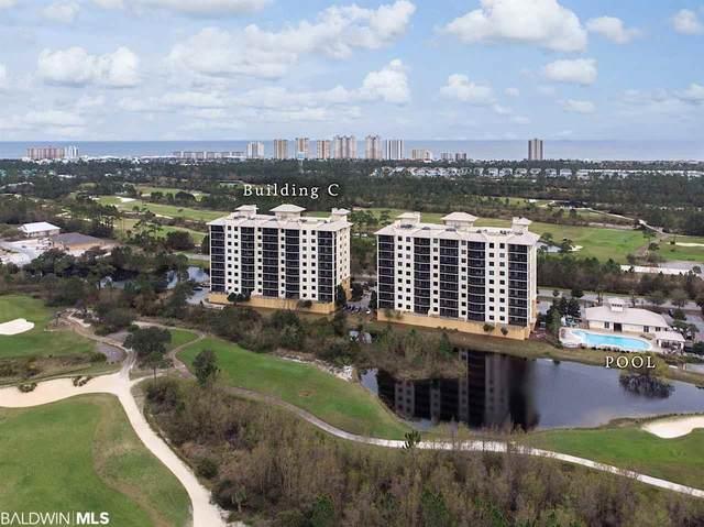 608 Lost Key Dr 805C, Perdido Key, FL 32507 (MLS #307424) :: Dodson Real Estate Group