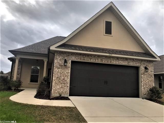 1153 W Crown Walk Drive, Foley, AL 36535 (MLS #307513) :: Dodson Real Estate Group