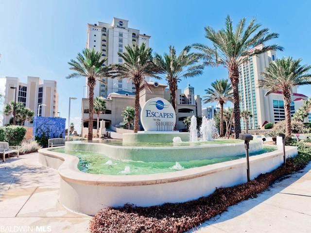24060 Perdido Beach Blvd #1601, Orange Beach, AL 36561 (MLS #307514) :: Ashurst & Niemeyer Real Estate