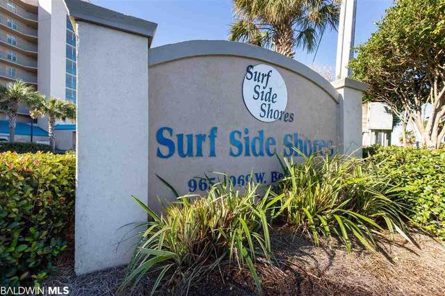 969 W Beach Blvd #126, Gulf Shores, AL 36542 (MLS #307543) :: Dodson Real Estate Group