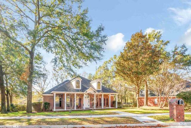 7671 Bedford Court, Mobile, AL 36695 (MLS #307609) :: Gulf Coast Experts Real Estate Team