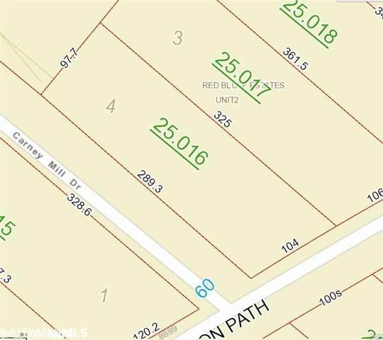 Lot 4 Patterson Path, Lillian, AL 36549 (MLS #307678) :: Sold Sisters - Alabama Gulf Coast Properties