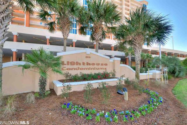 455 E Beach Blvd #817, Gulf Shores, AL 36542 (MLS #307729) :: Elite Real Estate Solutions