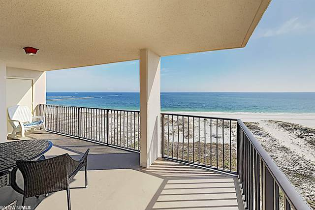 27100 Perdido Beach Blvd #801, Orange Beach, AL 36561 (MLS #307780) :: Ashurst & Niemeyer Real Estate