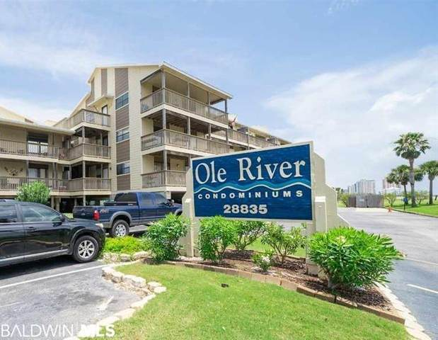 28835 Perdido Beach Blvd #213, Orange Beach, AL 36561 (MLS #307814) :: Dodson Real Estate Group