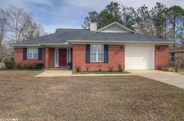 6 Sumac Circle, Fairhope, AL 36532 (MLS #307841) :: Elite Real Estate Solutions