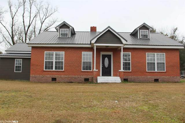 811 Old Peterman Hwy, Peterman, AL 36471 (MLS #307900) :: Dodson Real Estate Group