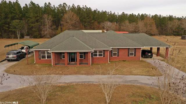 4020 Wolf Log Rd, Flomaton, AL 36441 (MLS #307931) :: Ashurst & Niemeyer Real Estate