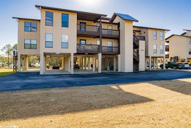 4150 Spinnaker Dr #306, Gulf Shores, AL 36542 (MLS #307937) :: JWRE Powered by JPAR Coast & County