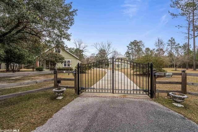 24055 Hubbard Ln, Bay Minette, AL 36507 (MLS #307997) :: Crye-Leike Gulf Coast Real Estate & Vacation Rentals