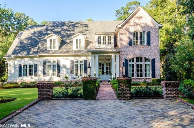 23277 Dovecote Ln, Fairhope, AL 36532 (MLS #308001) :: Dodson Real Estate Group