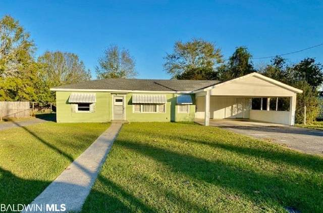 219 11th Avenue, Atmore, AL 36502 (MLS #308028) :: Ashurst & Niemeyer Real Estate