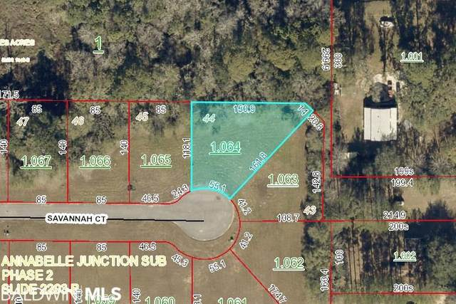 Lot 44 Savannah Ct, Summerdale, AL 36580 (MLS #308032) :: Sold Sisters - Alabama Gulf Coast Properties