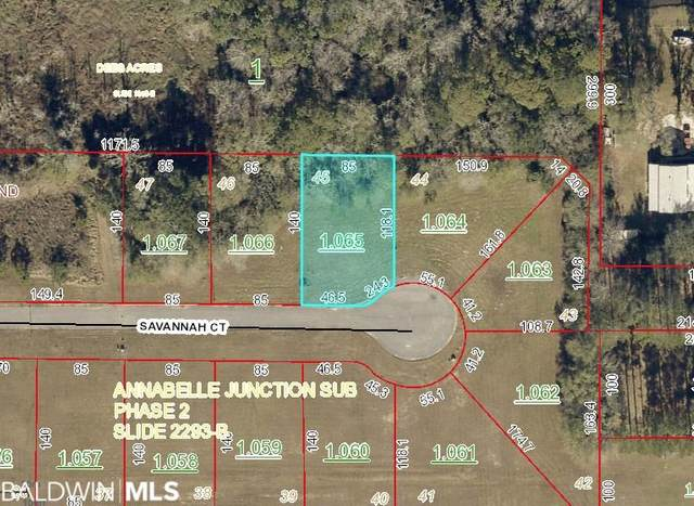 Lot 45 Savannah Ct, Summerdale, AL 36580 (MLS #308033) :: Sold Sisters - Alabama Gulf Coast Properties