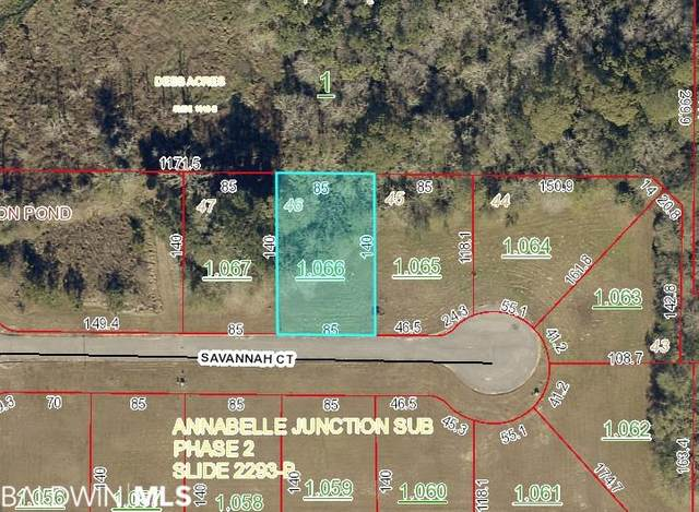 Lot 46 Savannah Ct, Summerdale, AL 36580 (MLS #308034) :: Sold Sisters - Alabama Gulf Coast Properties