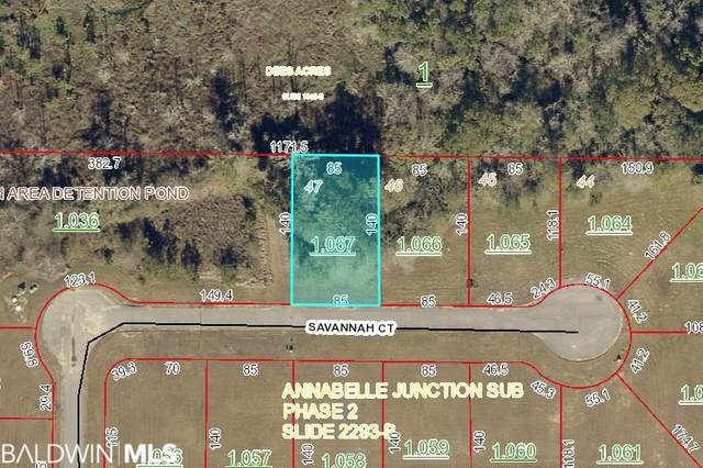 Lot 47 Savannah Ct, Summerdale, AL 36580 (MLS #308035) :: Alabama Coastal Living