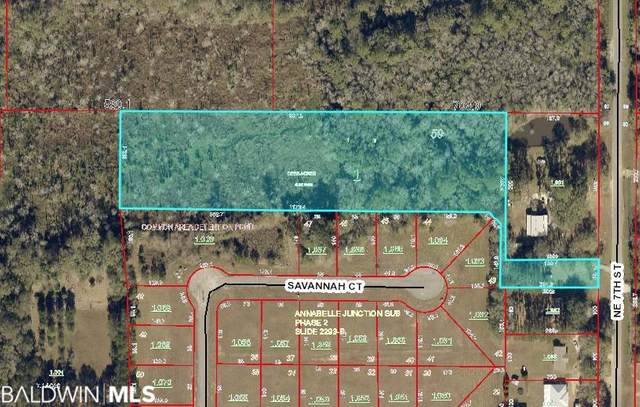Lot 59 NE 7th Street, Summerdale, AL 36580 (MLS #308037) :: Sold Sisters - Alabama Gulf Coast Properties