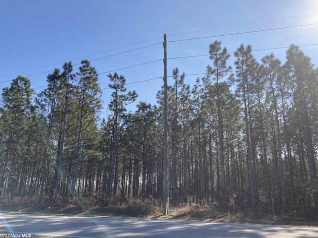 0 Whitehouse Fork Road, Bay Minette, AL 36507 (MLS #308108) :: Mobile Bay Realty