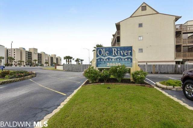 28835 Perdido Beach Blvd #318, Orange Beach, AL 36561 (MLS #308132) :: Dodson Real Estate Group