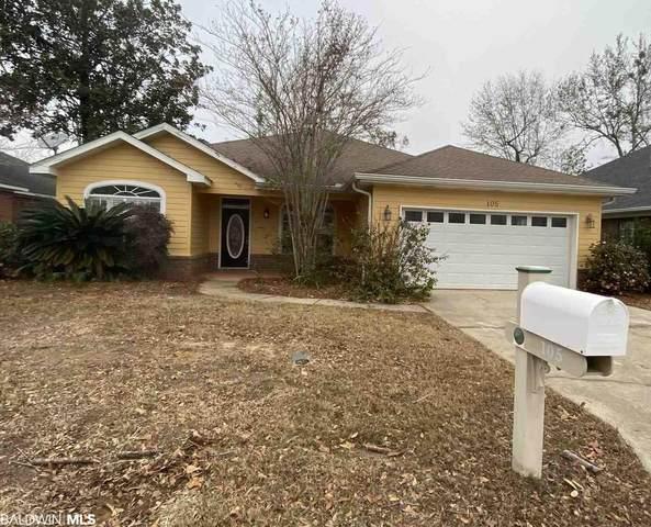 105 Natchez Trace, Foley, AL 36535 (MLS #308141) :: Dodson Real Estate Group