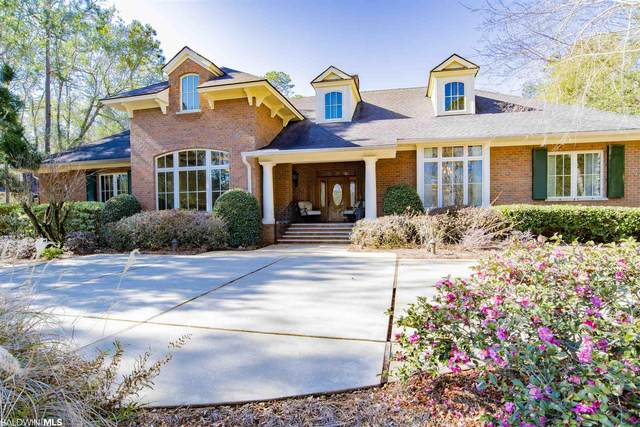 130 Willow Lake Drive, Fairhope, AL 36532 (MLS #308183) :: Dodson Real Estate Group