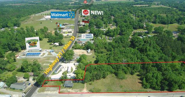 604 N Main Street, Atmore, AL 36502 (MLS #308185) :: Ashurst & Niemeyer Real Estate