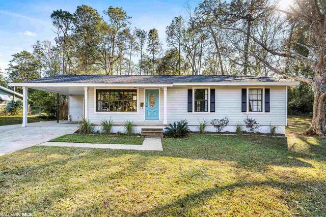 702 Johnson Avenue, Fairhope, AL 36532 (MLS #308194) :: Dodson Real Estate Group