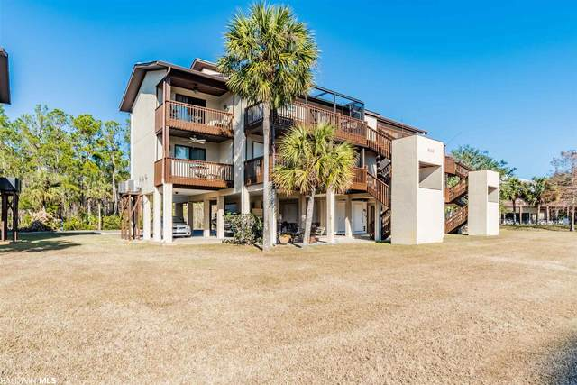 4170 Spinnaker Dr #806, Gulf Shores, AL 36542 (MLS #308210) :: Elite Real Estate Solutions