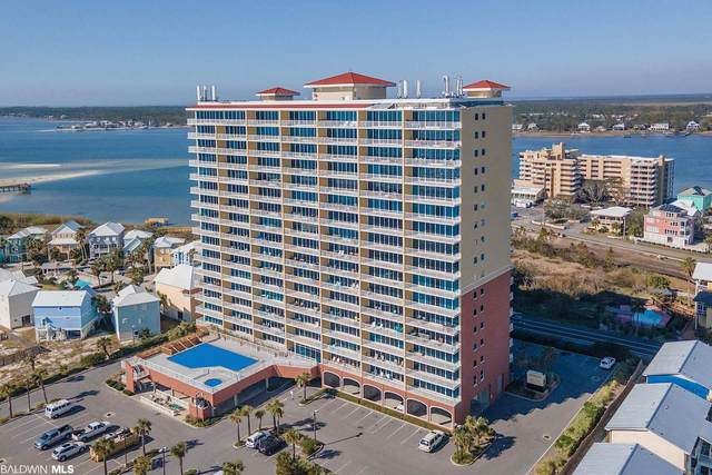1524 W Beach Blvd #404, Gulf Shores, AL 36542 (MLS #308213) :: Alabama Coastal Living