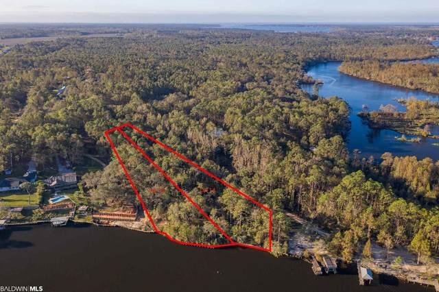 0 Ridge Road, Summerdale, AL 36580 (MLS #308229) :: Alabama Coastal Living