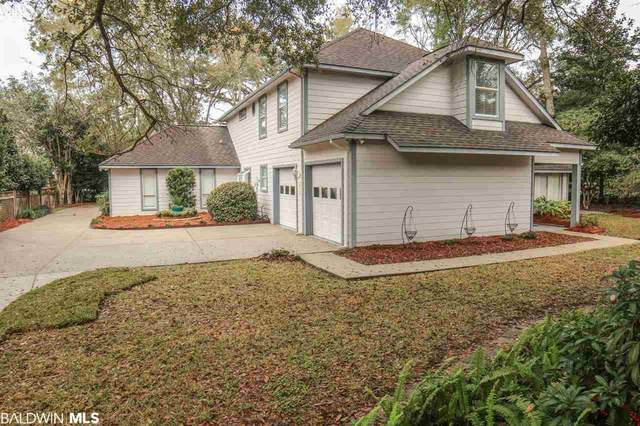 19475 Scenic Highway 98, Fairhope, AL 36532 (MLS #308245) :: Dodson Real Estate Group