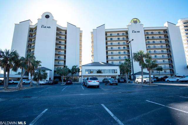 26266 E Perdido Beach Blvd #703, Orange Beach, AL 36561 (MLS #308249) :: Ashurst & Niemeyer Real Estate