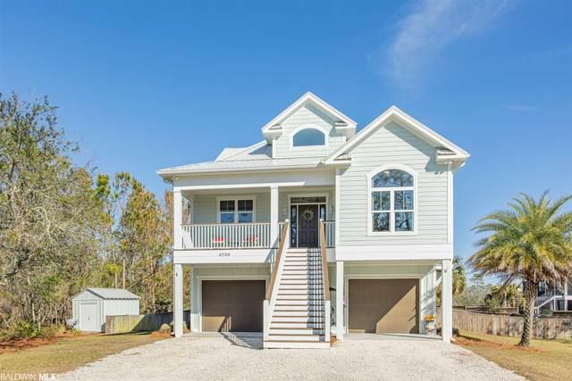 4780 Burkart Lane, Orange Beach, AL 36561 (MLS #308262) :: JWRE Powered by JPAR Coast & County