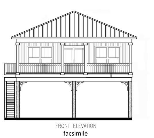 5474 Pensacola Avenue, Orange Beach, AL 36561 (MLS #308264) :: Ashurst & Niemeyer Real Estate