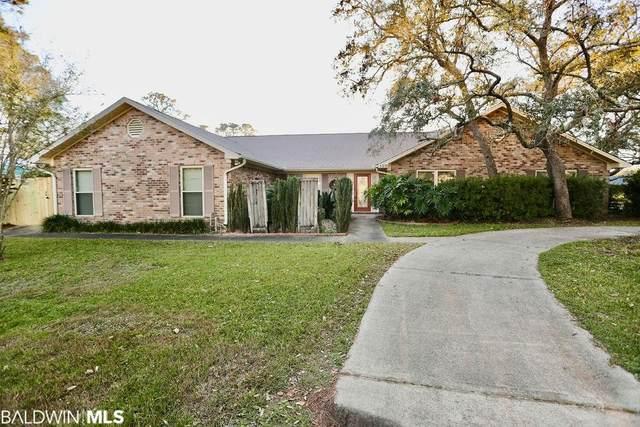 1315 Oak Ridge Drive, Gulf Shores, AL 36542 (MLS #308266) :: Dodson Real Estate Group