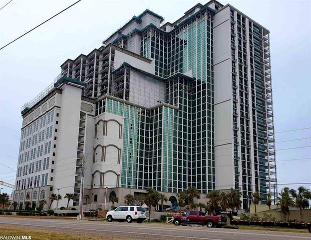 23450 Perdido Beach Blvd #704, Orange Beach, AL 36561 (MLS #308288) :: Dodson Real Estate Group