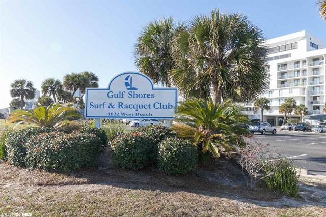 1832 W Beach Blvd 308-A, Gulf Shores, AL 36542 (MLS #308302) :: Levin Rinke Realty
