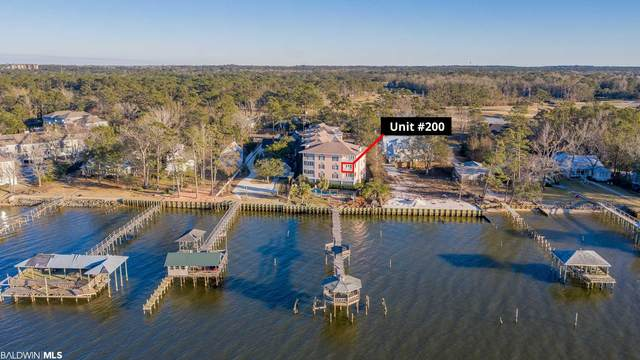 18117 Scenic Highway 98 #200, Fairhope, AL 36532 (MLS #308322) :: The Kim and Brian Team at RE/MAX Paradise