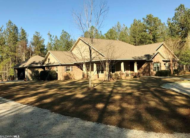 51513 Rabun Rd, Bay Minette, AL 36507 (MLS #308339) :: Ashurst & Niemeyer Real Estate