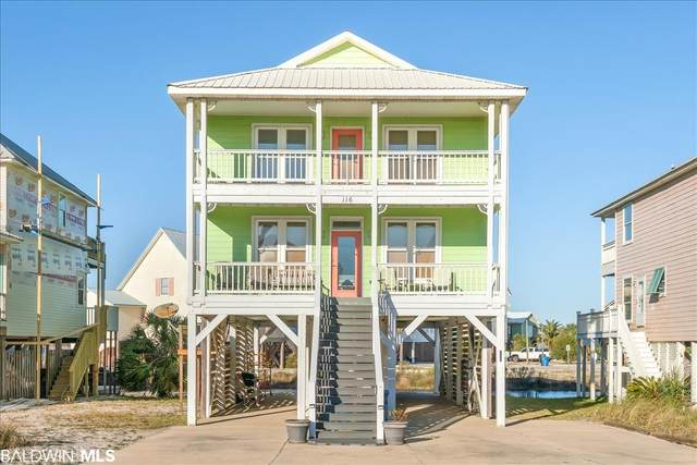 116 Gulf Ct, Gulf Shores, AL 36542 (MLS #308365) :: Gulf Coast Experts Real Estate Team