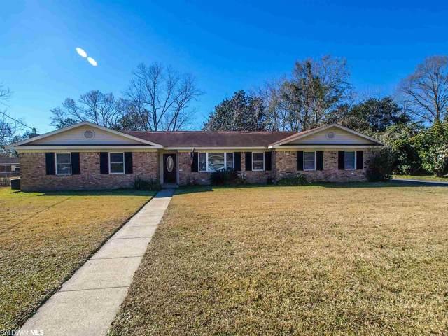 6511 Browder Drive, Theodore, AL 36582 (MLS #308389) :: Ashurst & Niemeyer Real Estate