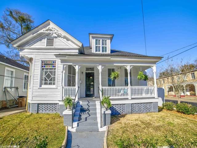 1450 Church Street, Mobile, AL 36604 (MLS #308401) :: Ashurst & Niemeyer Real Estate