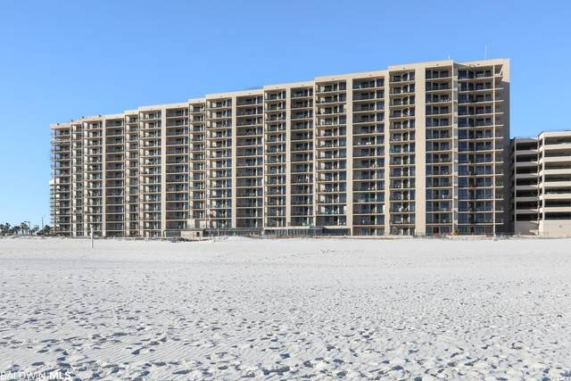 29576 Perdido Beach Blvd #1001, Orange Beach, AL 36561 (MLS #308423) :: Dodson Real Estate Group