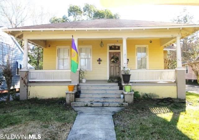 1151 Caroline Avenue, Mobile, AL 36604 (MLS #308426) :: Ashurst & Niemeyer Real Estate