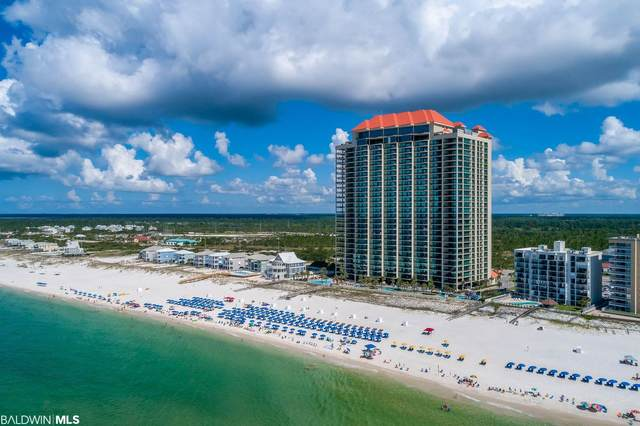 23972 Perdido Beach Blvd #2107, Orange Beach, AL 36561 (MLS #308429) :: The Kim and Brian Team at RE/MAX Paradise