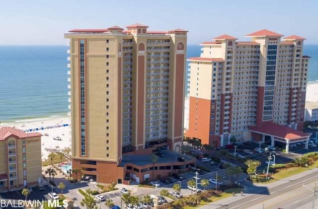 401 E Beach Blvd #702, Gulf Shores, AL 36542 (MLS #308442) :: Ashurst & Niemeyer Real Estate