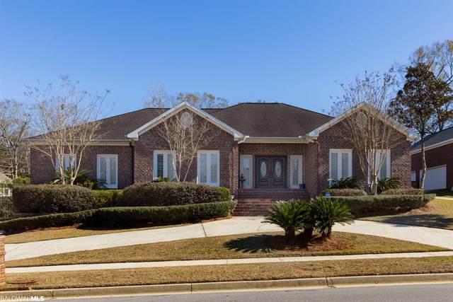 2745 Bennington Drive, Mobile, AL 36695 (MLS #308448) :: Gulf Coast Experts Real Estate Team