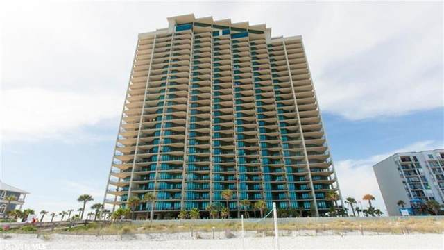 23972 Perdido Beach Blvd #807, Orange Beach, AL 36561 (MLS #308466) :: The Kim and Brian Team at RE/MAX Paradise