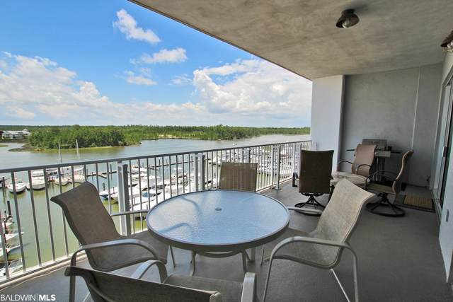 4851 Wharf Pkwy #504, Orange Beach, AL 36561 (MLS #308474) :: The Kim and Brian Team at RE/MAX Paradise