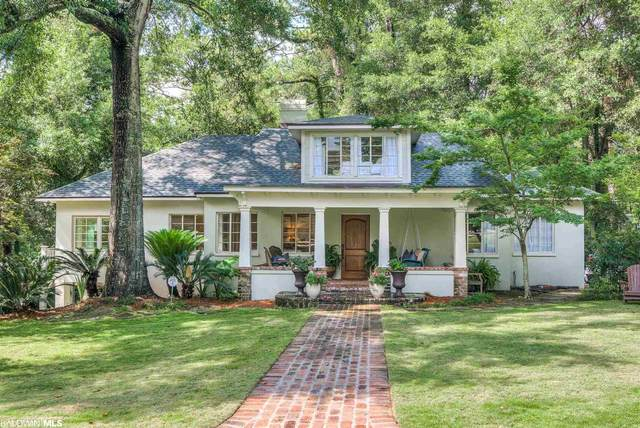 103 North Avenue, Fairhope, AL 36532 (MLS #308476) :: Bellator Real Estate and Development